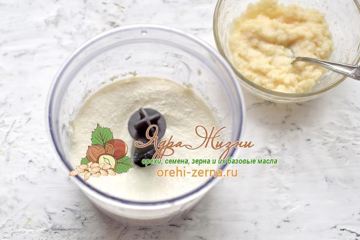 Творожное бланманже с кокосовым молоком рецепт в домашних условиях