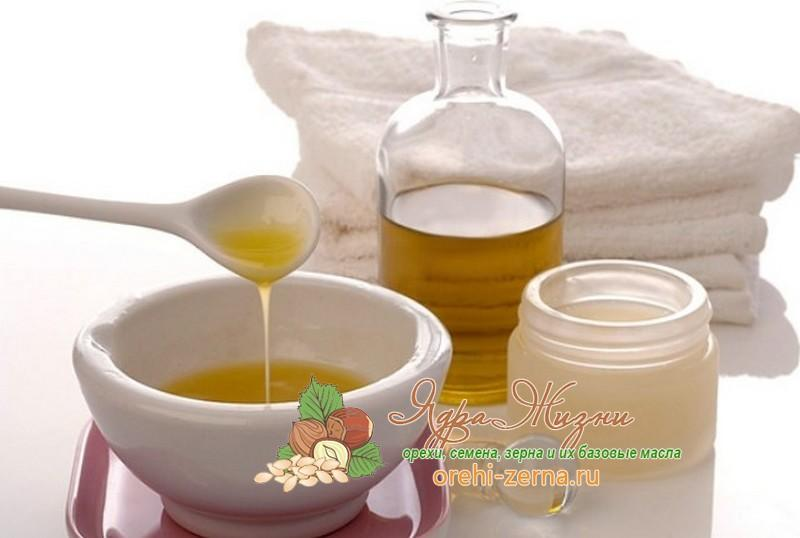 Касторовое масло для кожи лица и век
