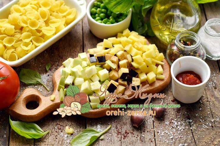 суп минестроне с фасолью рецепт