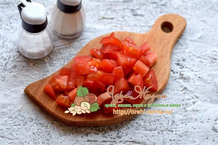 салат с кус-кусом и курицей рецепт с фото
