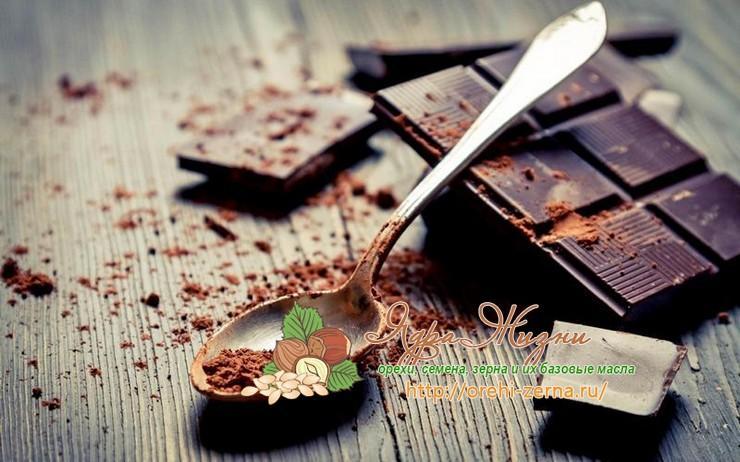 чем можно заменить шоколад при аллергии