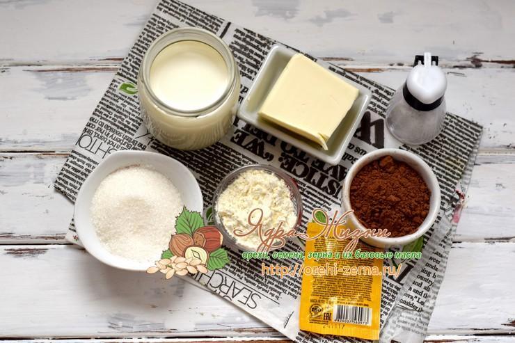 как сделать шоколадный крем из какао