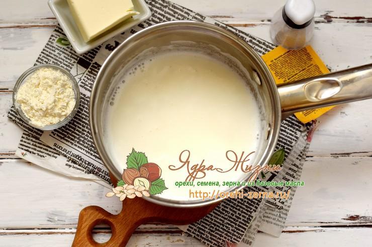 как сделать шоколадный крем из какао для торта рецепт