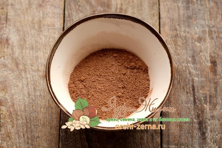 шоколадная глазурь для торта из какао рецепт