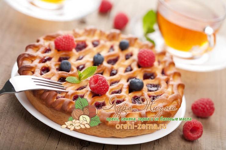 Сладкий пирог: рецепты в домашних условиях