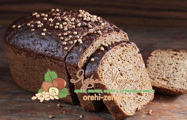 Бородинский хлеб из ржаной муки
