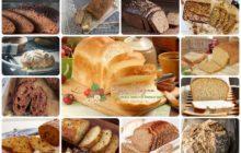 Рецепты хлеба в домашних условиях