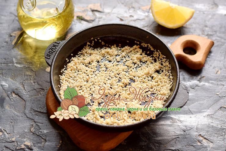 хумус из нута рецепт