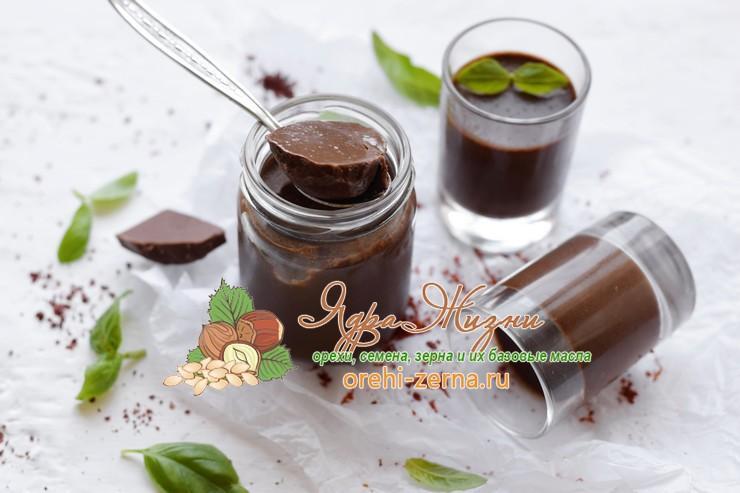 шоколадная панакота пошаговый пошаговый рецепт в домашних условиях