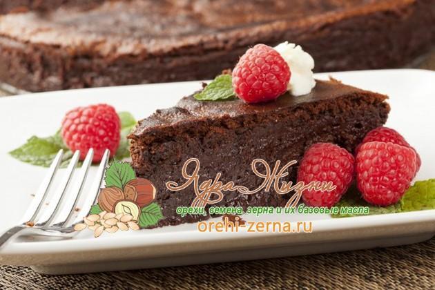 Шоколадный торт Джейми Оливера
