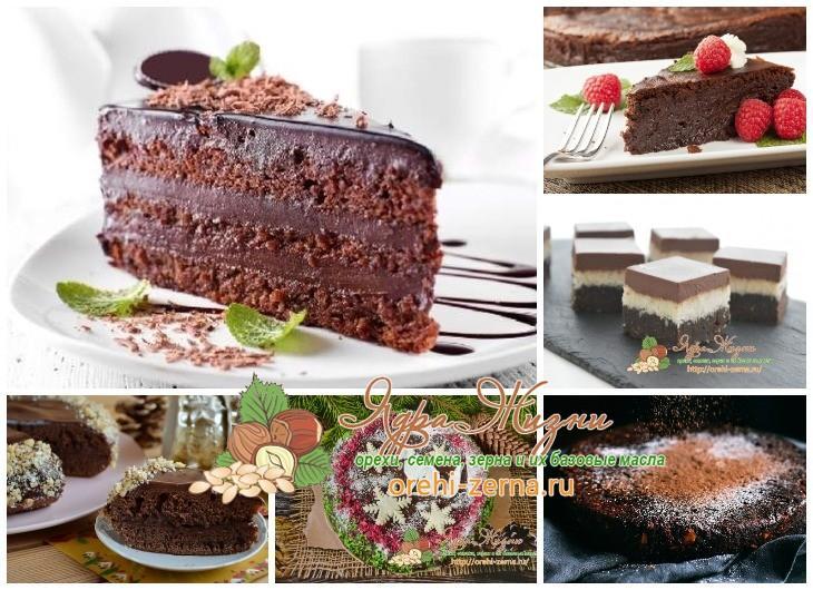 Шоколадный торт: рецепты в домашних условиях