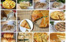 Соленый пирог: рецепты в домашних условиях