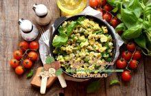 яичница со спаржевой фасолью рецепт в домашних условиях