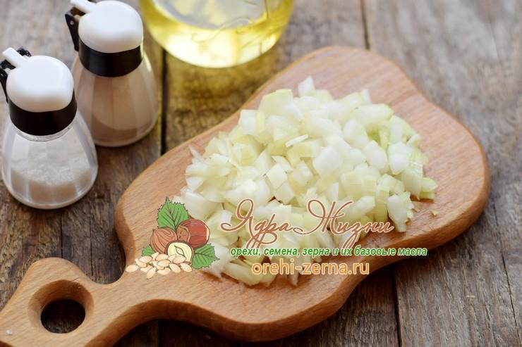 яичница со спаржевой фасолью рецепт пошагово