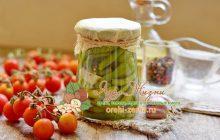 маринованная спаржевая фасоль на зиму рецепт в домашних условиях