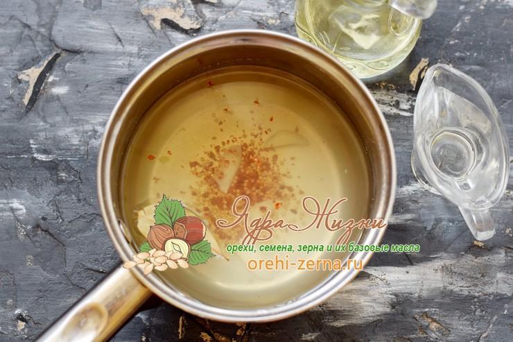 маринованная спаржевая фасоль на зиму рецепт