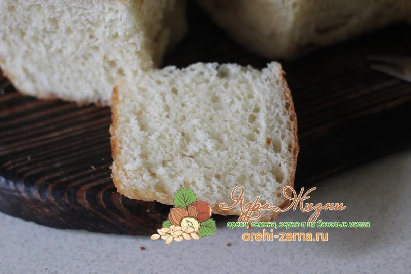 Молочный хлеб без замеса рецепт