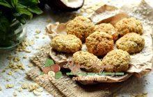 Диетическое овсяное печенье на кефире с кокосовой стружкой: рецепт в домашних условиях