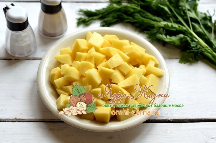 Пшенный суп на курином бульоне с помидорами рецепт с фото