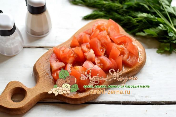 Пшенный суп на курином бульоне с помидорами рецепт в домашних условиях