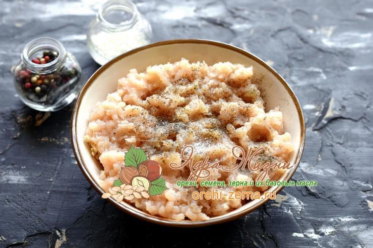 Рисовый суп с фрикадельками и щавелем рецепт