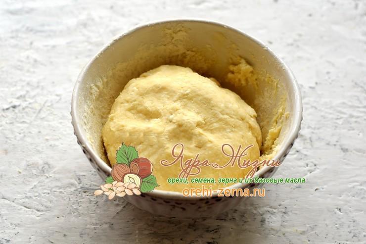 Творожное печенье с кокосовой стружкой рецепт в домашних условиях