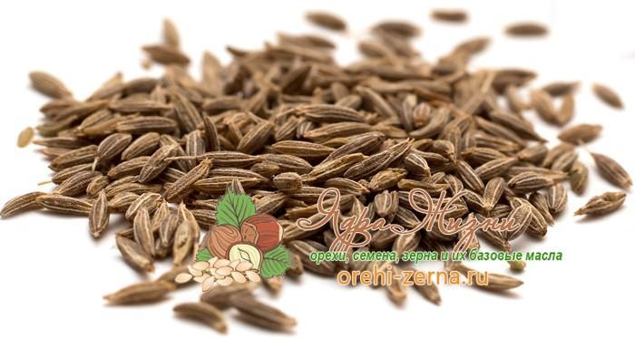 Семена зиры для печени