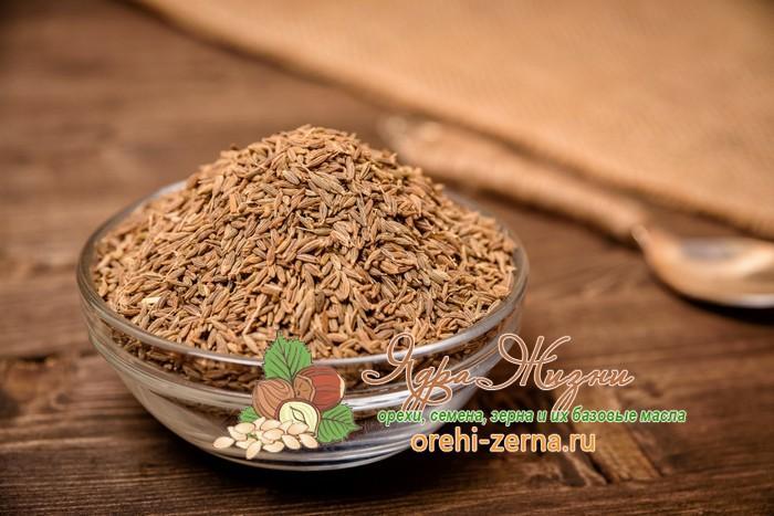Семена зиры для здоровья