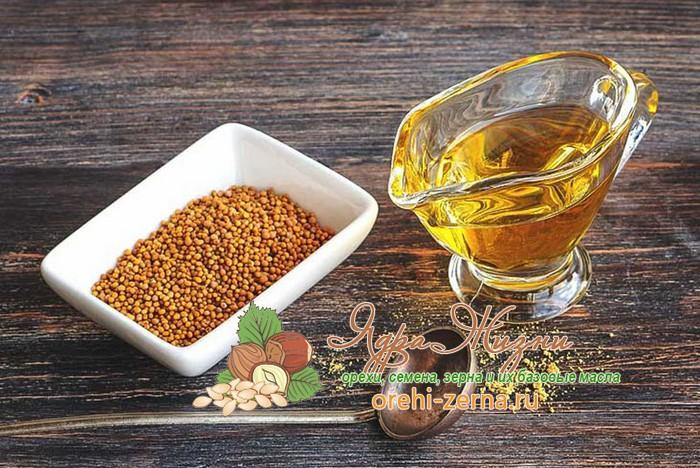Горчичное масло применение для здоровья