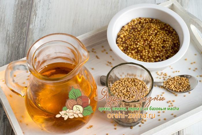 Горчичное масло: применение в кулинарии