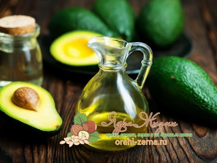 Полезные свойства авокадного масла