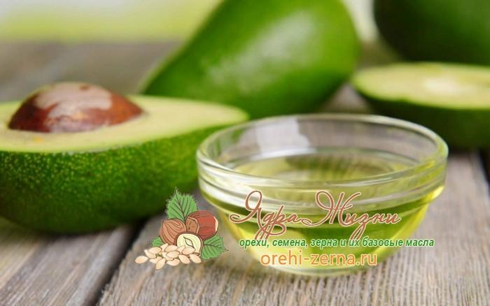 Масло авокадо применение в косметологии