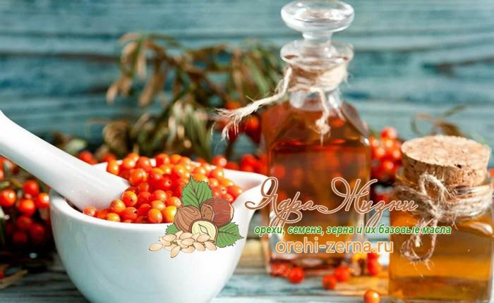 Облепиховое масло в кулинарии