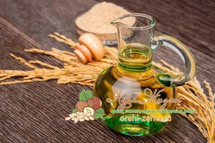 рисовое масло в косметологии