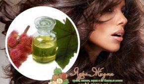 Миниатюра к статье Как использовать касторовое масло для роста и восстановления волос в домашних условиях — рецепты приготовления