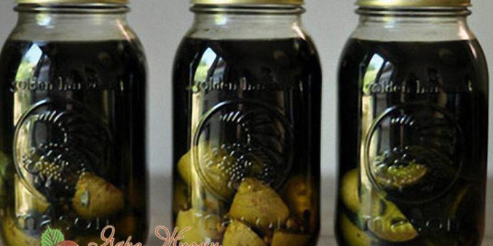 Миниатюра к статье Рецепты народной медицины с настойкой маньчжурского ореха