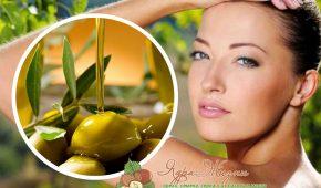 Миниатюра к статье Благотворная польза оливкового масла в косметологии — рецепты применения для лица и кожи